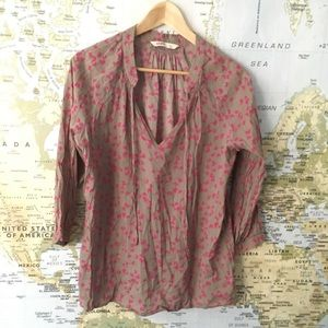 Old Navy spring blouse